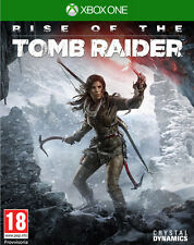 Rise Of The Tomb Raider XBOX ONE IT IMPORT MICROSOFT