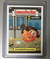 Topps Garbage Pail Kids Sticker Madison Halved 14b All New Series 4