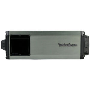 Rockford Fosgate M5-1500X5 M5 1500W 5-Channel Class-AD/BD Marine Amplifier NEW