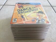 Dance On Broadway  (Playstation 3, 2011) PS3 NEW