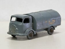 LESNEY MATCHBOX #38 Diecast KARRIER REFUSE COLLECTOR 1957 Used No box