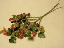 Vintage Germany Millinery Berries *As-Is*