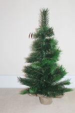 Décoration de Noël - artificiel Vancouver Noël Arbre en sac de jute - 90cm (3ft)