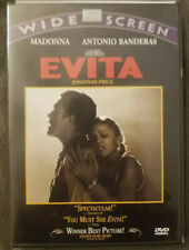 NEW SEALED Evita (DVD, 1998, Widescreen)