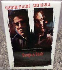 "Tango & Cash Movie Poster 2"" x 3"" Refrigerator Locker MAGNET"