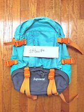 100% Authentic Supreme El Martillo 22nd Backpack Teal Spring Summer 2007