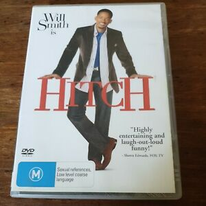 Hitch Will Smith DVD R4 Like New! FREE POST