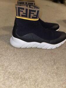 Authentic Men's Fendi Sneakers Size 9