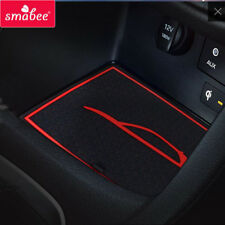 Gate slot pad for For Hyundai I30 I30N 2017-2018  Accessories Auto Cup Holder