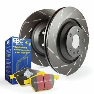 EBC S9KR1159 Rear S9 Kits Yellowstuff and USR Rotors For Dodge Ram 2500 NEW