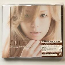 AYUMI HAMASAKI (浜崎あゆみ) - LOVE [AVCD-48590] Japan Import First Press Deluxe