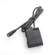 Decoded Dummy Battery Power Cable DC Couple for Nikon EN-EL14 D3200 D5100 D5500