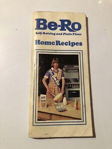 Vintage Bero Recipe Book 34th Edition
