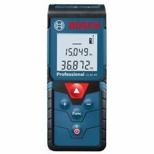 New Bosch GLM 40 Laser Digital Distance Tape Measure/Point,40 meter Range Finder