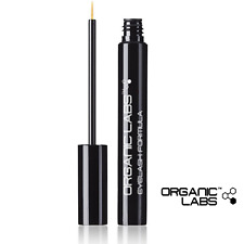 Organic Labs® Eyebrow & Eyelash Rapid Grow Serum Accelerated Growth Results