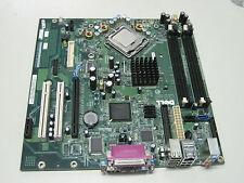 Dell Optiplex GX620 LGA 775 Motherboard 0F8098 F8098 W/ SL7Z7 3.4GHz CPU. #M81