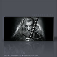 LORD OF THE RINGS GANDALF STUNNING ICONIC CANVAS ART PRINT - Art Williams