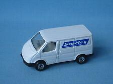 Matchbox Ford Transit Van Starlec Promo Toy Model Delivery Van 75mm