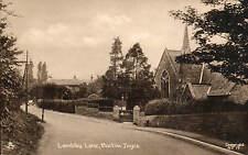 Burton Joyce. Lambley Lane # B.J.17 by Tuck.