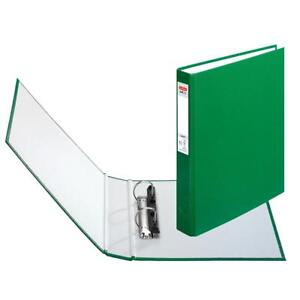 Herlitz Ringbuch / DIN A5 mit 2-Ringe / Farbe: grün
