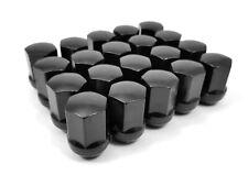 32 Pc 2002-2010 DODGE 2500 BLACK OEM SOLID TYPE 9/16 WHEEL LUG NUTS # AP-1710DBK