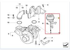Genuine BMW Turbo Vacuum Box 5 Series E60/E61 PN: 11657794887 UK