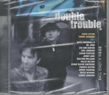 Double Trouble Chris Clayton Tommy Shannon Been A Long Time CD NEU