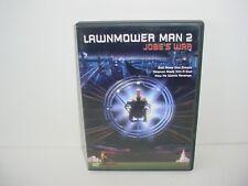 Lawnmower Man 2: Jobes War DVD Movie