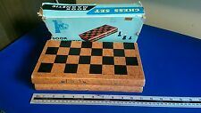 Magnetic chess set Vintage Chess Set