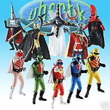 超造形魂秘密戰隊(五勇士)Soul of Hyper Figuration Secret Squadron Himitsu Sentai Goranger P2