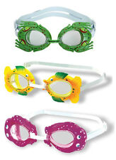 Swimline SEA PALS GOGGLES Children Pool Party Budget Gift Swimming Mask 9300 NEW