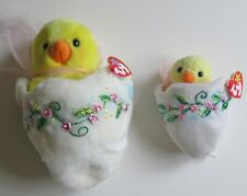Easter Ty Eggbert Beanie and Buddy Handpainted New with Tags