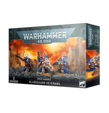 Warhammer 40k Space Marines BladeGuard Veterans Squad Games Workshop