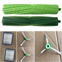 Main/Side Brushes & HEPA Filter Set For iRobot Roomba i7 E5 E6 Vacuum Cleaner