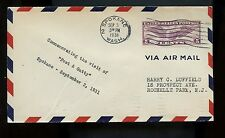 US Flight Event Cover 1931 Spokane, Wash - Visit of Post & Gatty!