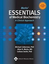 Marks' Essentials of Medical Biochemistry : A Clinical Approach by Allan...