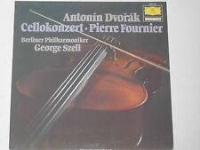 Dvorak-Pierre Fournier-George Szell-Cello Concerto (B. Filarmonica) LP DGG