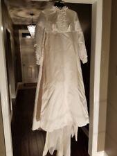 Vintage Wedding Dress Size 6