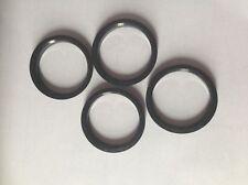 4pcs Polycarbon Plastics Hub Rings 60mm to 56.1mm