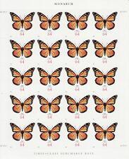 MONARCH BUTTERFLY STAMP SHEET -- USA #4462 64 CENT BUTTERFLIES