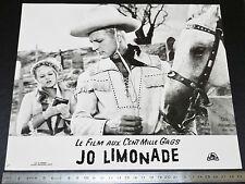 PHOTO CINEMA 1964 JOE LIMONADE KOLALOKA KAREL FIALA OLDRICH LIPSKY CSSR