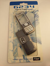 Nokia 6234 - Black Front and Back Cover / Fascia , NEW , bargain