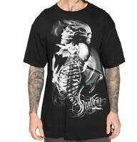 Sullen Art Collective Resurection Mens T-Shirt Skeleton MMA UFC Tattoo Clothing