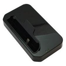 USB Dockingstation für HTC Salsa schwarz Tischlader Ladestation mit Netzteil