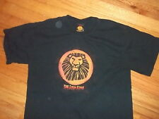 THE LION KING Walt Disney official Broadway shirt Adult Medium