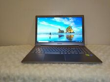 "Samsung Gaming Laptop, Nvidia, i7 Quad Core, 16GB RAM, 512GB SSD, 15.6"" Full HD"