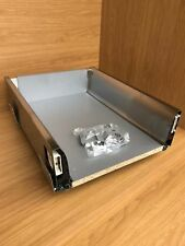 Soft Close Kitchen Drawer Box Assembled Pre Built Lay On Size 400mm Shallow