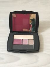 NEW Lancome Color Design 5 Colour Eye Shadow Liner Palette 301 Mauve Cherie