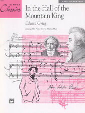 Hall of the Mountain King(simply classic; Grieg, E arr. Mier, M, ALFRED - 14329