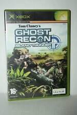 GHOST RECON ISALND THINDER GIOCO USATO BUONO XBOX ED ITALIANA PAL CC4 41478